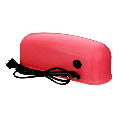 9 Watts Gel Curing UV Lamp - Pink