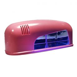 9 Watts Gel Curing UV Lamp - Pink