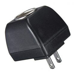 AC to 12V 500ma Car Power Adapter (90~240V Input)