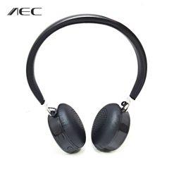 AEC Bluetooth Wireless Travel Headset - Black
