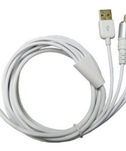 AV Cable 2+1 Kit For 30 Pin Ipad / Iphone 4GS