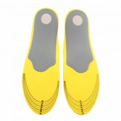 Adjustable Insoles With Arc Size 36- 41 - Yellow