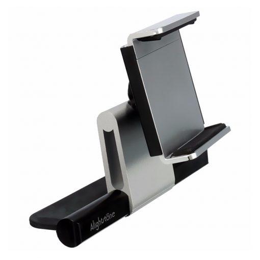 Alightstone Universal 360° Rotation CD Slot Car Phone Mount Holder - Silver