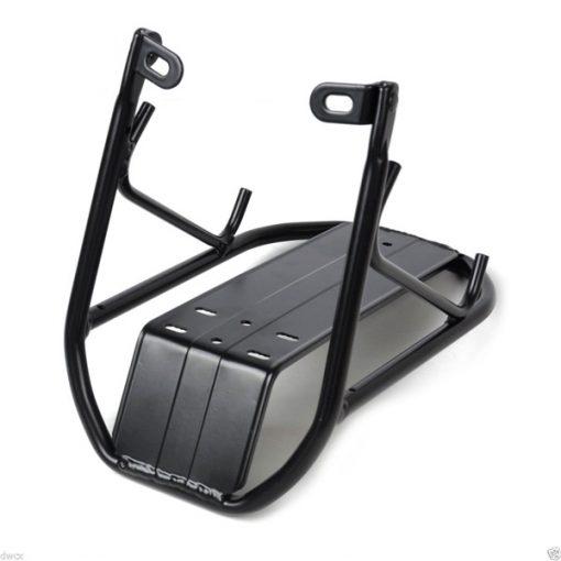 Metal Bicycle Carrier Rack - Black
