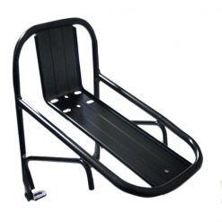Metal Bicycle Carrier Rack - Black