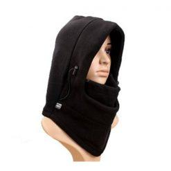 Anti Windy Face Mask - Black