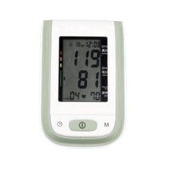 Digital Arm Blood Pressure Monitor - Grey