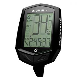 Blackburn Atom SL Bike Cyclometer - Black