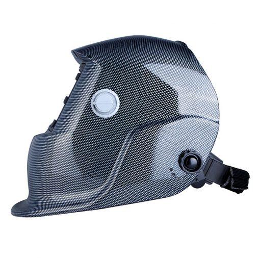 Auto Darkening Solar Grinding Welders Mask Arc - Black