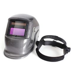 Auto Darkening Solar Grinding Welders Mask Arc - Black
