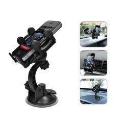 Avantree Universal 3 in 1 Car Holder Mount Kit Dextra - Black