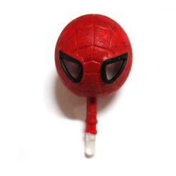 Avengers Spiderman Anti Dust 3.5mm Plug