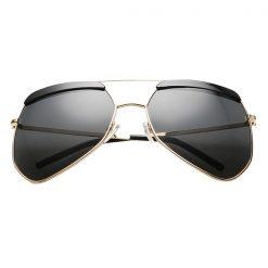Aviator Sunglasses - Black