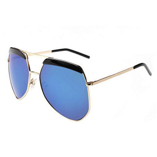 Aviator Sunglasses - Blue