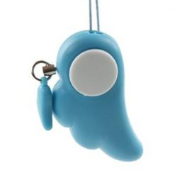 BLESI Wing Style Alarm - Anti-Lost Safety Alarm - Blue