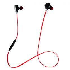 BOAS Sports Bluetooth 4.1  Headset - Red
