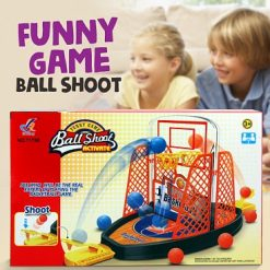 Ball Shoot Basket Ball Multiplayer Game - Orange