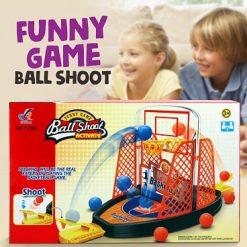 Ball Shoot Basket Ball Multiplayer Game - Orange
