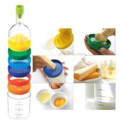 Bin 8 Tools Bottle Kitchen Set