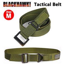 Black Hawk Nylon Military Tactical Belt Medium - Green