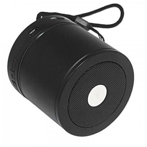 AEC BQ-606 Mini Bluetooth Speaker with FM And Micro SD MP3 Player – Black
