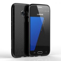 Blade Sword Aluminum Metal Bumper For Samsung Galaxy S7  - Black