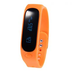 Bluetooth 4.0 Intelligent Sports Watch - Orange