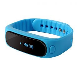 Bluetooth 4.0 Intelligent Sports Watch - Blue