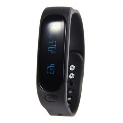 Bluetooth 4.0 Intelligent Sports Watch -Black
