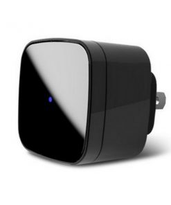 Bluetooth Audio Music Receiver Charger Type – Black