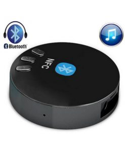 Bluetooth Music Receiver with NFC - Black