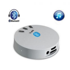 Bluetooth Music Receiver with NFC - White