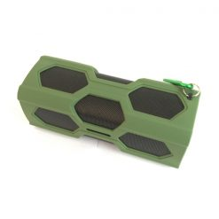 Portable Active Bluetooth Music Player And Speakers - Green