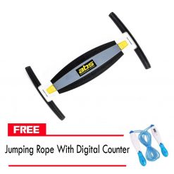 Body Builder ABS - Advance Body System And FREE Jumping Rope With Digital Counter
