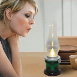 Blow Sensitive LED Lamp