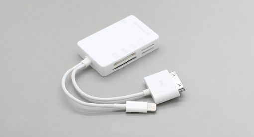 Lightning And  30 Pin 5 in 1Connection Kit For Ipad and Iphone
