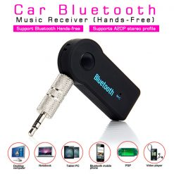 Car Bluetooth Music Receiver BT310 - Black