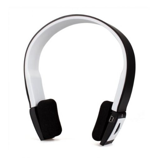 Casque Wireless Bluetooth Sports Headphones - Black