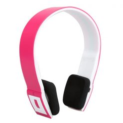 Casque Wireless Bluetooth Sports Headphones - Pink