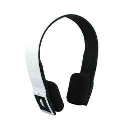 Casque Wireless Bluetooth Sports Headphones - White