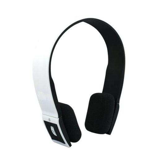 Casque Wireless Bluetooth Sports Headphones - White