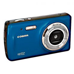 Cobra 12.0 Megapixel Digital Camera - Blue