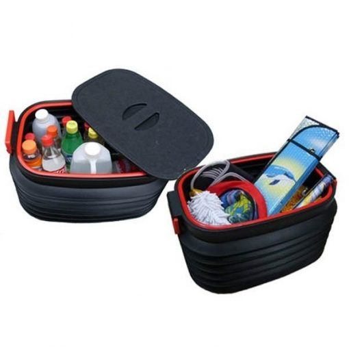 18 Liters Collapsible Plastic Boot Organizer