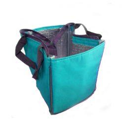 Cooler Lunch Storage Box Bag - Blue