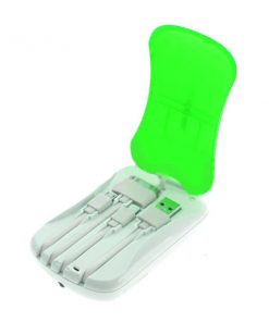 Coolpow Portable Power Bank 6000mAh - Green