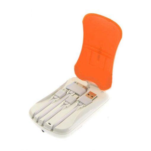 Coolpow Portable Power Bank 6000mAh - Orange