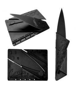 Credit Card Type Folding Safety Knife