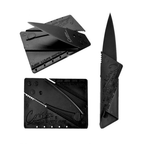 Credit Card Type Folding Safety Knife