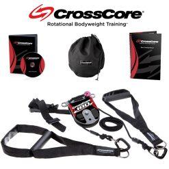 Crosscore 180 Rotational Bodyweight Training - Black