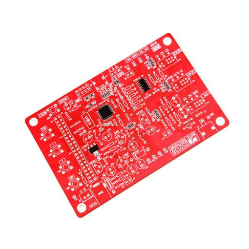 DIY Oscilloscope Kit - Red